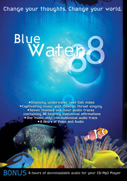 Blue Water 88 DVD cover