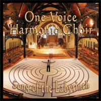 Song of the Labyrinth CD cover
